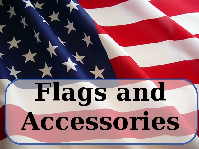 American Flag Telescoping Poles and Accessories